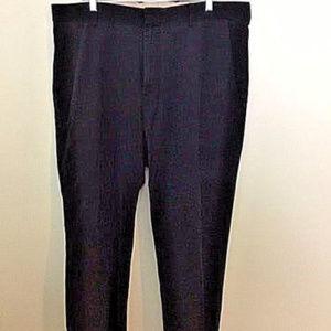 Banana Republic Dress Chino Mens black pants 38/30